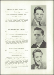 Page 17, 1948 Edition, William Penn Charter School - Class Record Yearbook (Philadelphia, PA) online yearbook collection