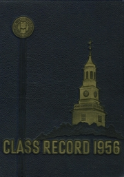 Page 1, 1956 Edition, William Penn Charter School - Class Record Yearbook (Philadelphia, PA) online yearbook collection