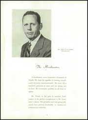 Page 10, 1956 Edition, William Penn Charter School - Class Record Yearbook (Philadelphia, PA) online yearbook collection