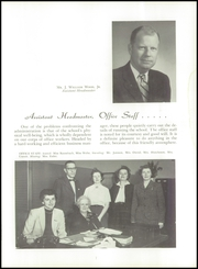 Page 11, 1956 Edition, William Penn Charter School - Class Record Yearbook (Philadelphia, PA) online yearbook collection