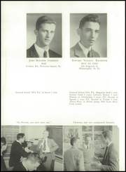 Page 16, 1956 Edition, William Penn Charter School - Class Record Yearbook (Philadelphia, PA) online yearbook collection