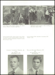 Page 17, 1956 Edition, William Penn Charter School - Class Record Yearbook (Philadelphia, PA) online yearbook collection