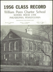 Page 7, 1956 Edition, William Penn Charter School - Class Record Yearbook (Philadelphia, PA) online yearbook collection