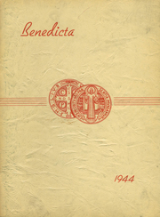 Page 1, 1944 Edition, Saint Benedicts Academy - Benedicta Yearbook (Pittsburgh, PA) online yearbook collection