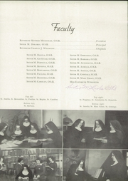 Page 11, 1944 Edition, Saint Benedicts Academy - Benedicta Yearbook (Pittsburgh, PA) online yearbook collection