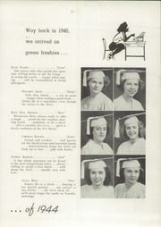 Page 15, 1944 Edition, Saint Benedicts Academy - Benedicta Yearbook (Pittsburgh, PA) online yearbook collection