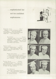 Page 17, 1944 Edition, Saint Benedicts Academy - Benedicta Yearbook (Pittsburgh, PA) online yearbook collection