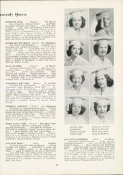 Page 17, 1949 Edition, Saint Benedicts Academy - Benedicta Yearbook (Pittsburgh, PA) online yearbook collection