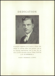 Page 11, 1940 Edition, Shady Side Academy - Academian Yearbook (Pittsburgh, PA) online yearbook collection