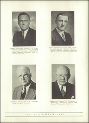 Page 15, 1940 Edition, Shady Side Academy - Academian Yearbook (Pittsburgh, PA) online yearbook collection