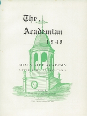 Page 5, 1949 Edition, Shady Side Academy - Academian Yearbook (Pittsburgh, PA) online yearbook collection
