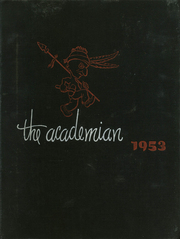Page 1, 1953 Edition, Shady Side Academy - Academian Yearbook (Pittsburgh, PA) online yearbook collection