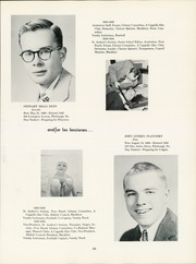 Page 75, 1954 Edition, Shady Side Academy - Academian Yearbook (Pittsburgh, PA) online yearbook collection