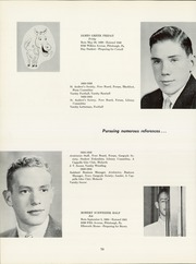 Page 76, 1954 Edition, Shady Side Academy - Academian Yearbook (Pittsburgh, PA) online yearbook collection