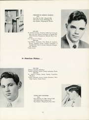 Page 77, 1954 Edition, Shady Side Academy - Academian Yearbook (Pittsburgh, PA) online yearbook collection