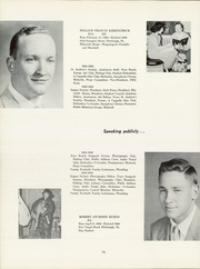 Page 80, 1954 Edition, Shady Side Academy - Academian Yearbook (Pittsburgh, PA) online yearbook collection