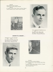 Page 85, 1954 Edition, Shady Side Academy - Academian Yearbook (Pittsburgh, PA) online yearbook collection
