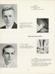 Page 86, 1954 Edition, Shady Side Academy - Academian Yearbook (Pittsburgh, PA) online yearbook collection
