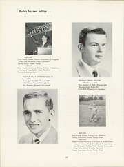 Page 88, 1954 Edition, Shady Side Academy - Academian Yearbook (Pittsburgh, PA) online yearbook collection