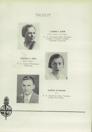 Page 13, 1939 Edition, Mount Penn Lower Alsace Joint High School - Penn Alma Yearbook (Reading, PA) online yearbook collection