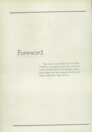 Page 6, 1939 Edition, Mount Penn Lower Alsace Joint High School - Penn Alma Yearbook (Reading, PA) online yearbook collection