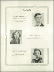 Page 16, 1947 Edition, Mount Penn Lower Alsace Joint High School - Penn Alma Yearbook (Reading, PA) online yearbook collection
