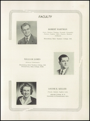 Page 17, 1947 Edition, Mount Penn Lower Alsace Joint High School - Penn Alma Yearbook (Reading, PA) online yearbook collection