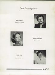 Page 13, 1950 Edition, Mount Penn Lower Alsace Joint High School - Penn Alma Yearbook (Reading, PA) online yearbook collection