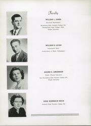 Page 16, 1950 Edition, Mount Penn Lower Alsace Joint High School - Penn Alma Yearbook (Reading, PA) online yearbook collection