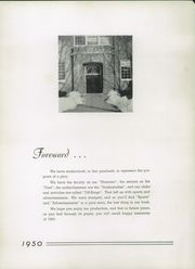 Page 6, 1950 Edition, Mount Penn Lower Alsace Joint High School - Penn Alma Yearbook (Reading, PA) online yearbook collection