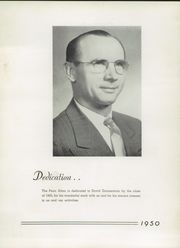 Page 7, 1950 Edition, Mount Penn Lower Alsace Joint High School - Penn Alma Yearbook (Reading, PA) online yearbook collection
