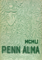 Page 1, 1951 Edition, Mount Penn Lower Alsace Joint High School - Penn Alma Yearbook (Reading, PA) online yearbook collection