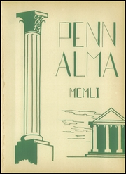 Page 5, 1951 Edition, Mount Penn Lower Alsace Joint High School - Penn Alma Yearbook (Reading, PA) online yearbook collection
