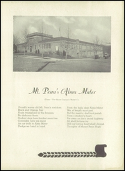 Page 7, 1951 Edition, Mount Penn Lower Alsace Joint High School - Penn Alma Yearbook (Reading, PA) online yearbook collection