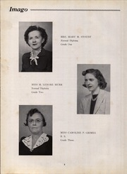 Page 12, 1947 Edition, Sinking Spring High School - Imago Yearbook (Sinking Spring, PA) online yearbook collection
