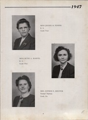 Page 13, 1947 Edition, Sinking Spring High School - Imago Yearbook (Sinking Spring, PA) online yearbook collection
