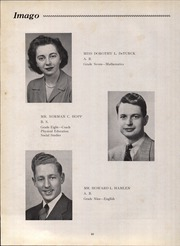Page 14, 1947 Edition, Sinking Spring High School - Imago Yearbook (Sinking Spring, PA) online yearbook collection