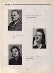 Page 16, 1947 Edition, Sinking Spring High School - Imago Yearbook (Sinking Spring, PA) online yearbook collection