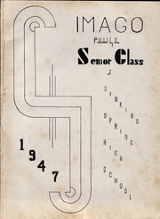 Page 5, 1947 Edition, Sinking Spring High School - Imago Yearbook (Sinking Spring, PA) online yearbook collection