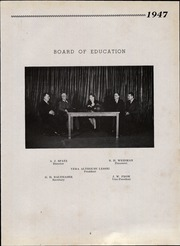Page 9, 1947 Edition, Sinking Spring High School - Imago Yearbook (Sinking Spring, PA) online yearbook collection