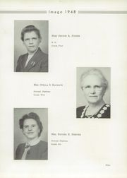 Page 13, 1948 Edition, Sinking Spring High School - Imago Yearbook (Sinking Spring, PA) online yearbook collection