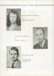 Page 14, 1948 Edition, Sinking Spring High School - Imago Yearbook (Sinking Spring, PA) online yearbook collection