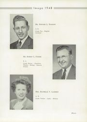 Page 15, 1948 Edition, Sinking Spring High School - Imago Yearbook (Sinking Spring, PA) online yearbook collection