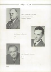 Page 16, 1948 Edition, Sinking Spring High School - Imago Yearbook (Sinking Spring, PA) online yearbook collection