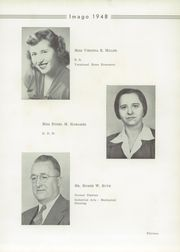 Page 17, 1948 Edition, Sinking Spring High School - Imago Yearbook (Sinking Spring, PA) online yearbook collection