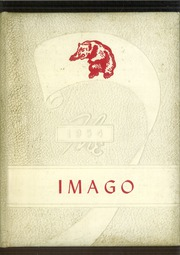 1954 Edition, Sinking Spring High School - Imago Yearbook (Sinking Spring, PA)