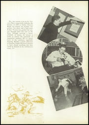 Page 13, 1949 Edition, Saint Vincent College Preparatory School - Chimes Yearbook (Latrobe, PA) online yearbook collection