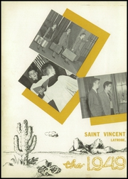 Page 6, 1949 Edition, Saint Vincent College Preparatory School - Chimes Yearbook (Latrobe, PA) online yearbook collection