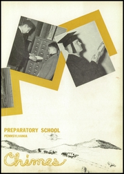 Page 7, 1949 Edition, Saint Vincent College Preparatory School - Chimes Yearbook (Latrobe, PA) online yearbook collection