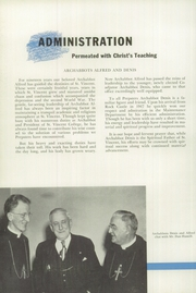 Page 16, 1950 Edition, Saint Vincent College Preparatory School - Chimes Yearbook (Latrobe, PA) online yearbook collection